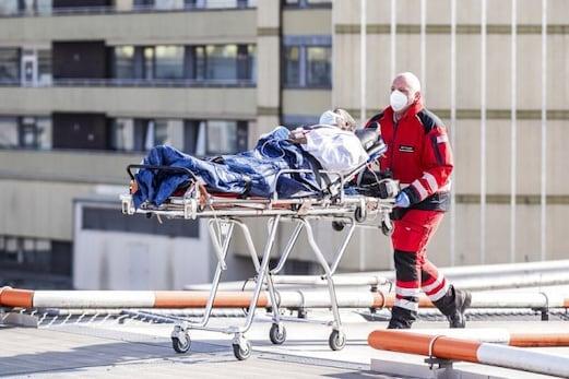 اسرائیل: کورونا وائرس کے 9 نئے معاملے، متاثرین کی مجموعی تعداد 16،617ہوئی