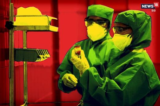 کورونا وائرس: کووِڈ 19 کے علاج کے لئے ویکیسین کا حتمی ٹیسٹ اگلے ماہ شروع ہو گا