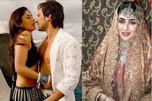 شادی کی سالگرہ پر دیکھیں سیف علی خان اور کرینہ کپور کی شادی کی وائرل تصویریں
