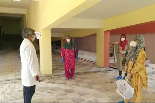 کورونا متاثرین کی تعداد میں اضافہ  کے باوجود میرٹھ سے راحت کی خبر ، 9 مریض ڈسچارج