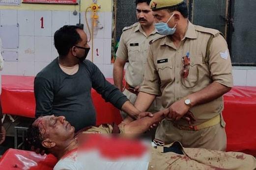 مظفر نگر میں لاک ڈاؤن کے دوران ہجوم  نے کیا پولیس پر حملہ، پانچ گرفتار