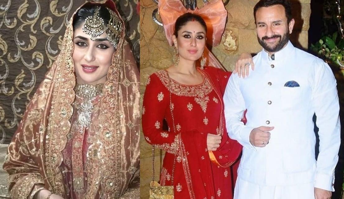 ممبئی: بالی ووڈ اداکارہ کرینہ کپور خان (Kareena Kapoor Khan) کی شادی کے دن کی ایک فوٹو ان دنوں سوشل میڈیا پر کافی وائرل ہورہی ہے۔