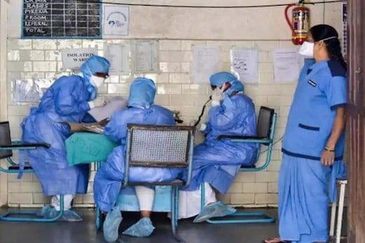 ملک میں گزشتہ 24 گھنٹوں میں کورونا کے 6535 نئے معاملے، متاثرین کی مجموعی تعداد 1.45 لاکھ