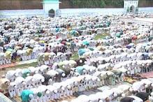 کشمیر میں عید الاضحیٰ: اجتماعی نماز عید کا کوئی بڑا اجتماع منعقد نہیں ہوا