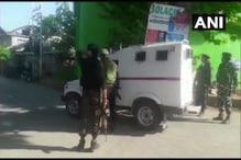 جموں وکشمیر: پلوامہ مڈبھیڑ میں سیکورٹی اہلکاروں نے دو مبینہ دہشت گردوں کوکیا ہلاک