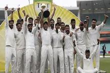 ہندوستان-آسٹریلیا ٹسٹ سیریز کا اعلان، جانئے کب اورکہاں کھیلے جائیں گے میچ