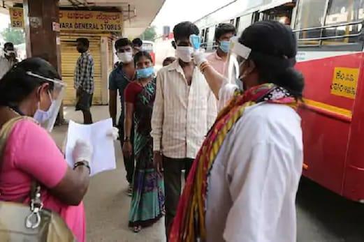 ہندوستان بھر میں کورونا کے 52،000 ہزار سے زیادہ معاملے، اب تک 1783 کی موت