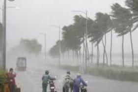 مغربی بنگال: طوفان