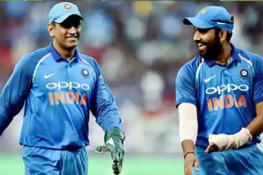 ٹیم انڈیا میں دھونی کی واپسی پر روہت شرما نے دیا بڑا بیان، کہی یہ بات