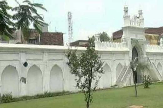 ساڑھے آٹھ سو سال کی تاریخ میں پہلی مرتبہ اس شاہی عیدگاہ میں نہیں ہوئی عیدالفطر کی نماز