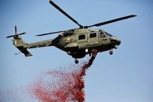 آج ہوگا فلائی پاسٹ:فضائیہ کے جنگی اور مال بردار طیاروں کی کورونا سپاہیوں کو سلامی