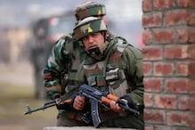 کشمیر کے اونتی پورہ میں تصادم، سلامتی دستوں نے ایک ملٹینٹ کو مار گرایا