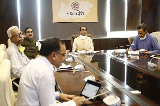 مدھیہ پردیش : ساگر سی ایم ایچ او اور جاود ایس ڈی ایم کو کیا گیا سسپنڈ