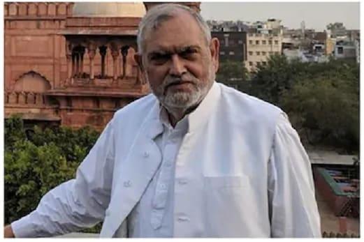 دہلی : ڈاکٹر ظفرالاسلام خان کے خلاف حکومت سے بغاوت کے مقدمے کے خلاف اٹھیں آوازیں