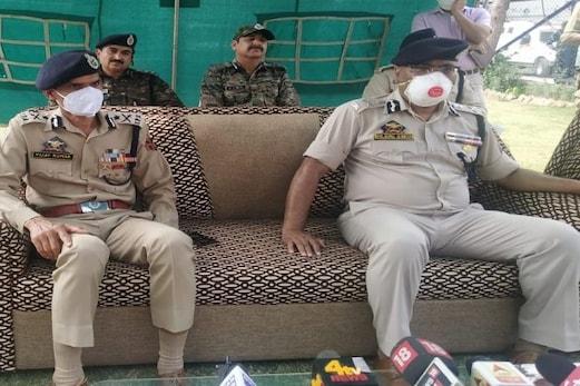 جموں وکشمیر: پولیس سربراہ نےکہا-پاکستان ملیٹنسی کو ٹی آر ایف کے ذریعہ متحرک کرنےکی کوشش میں مصروف
