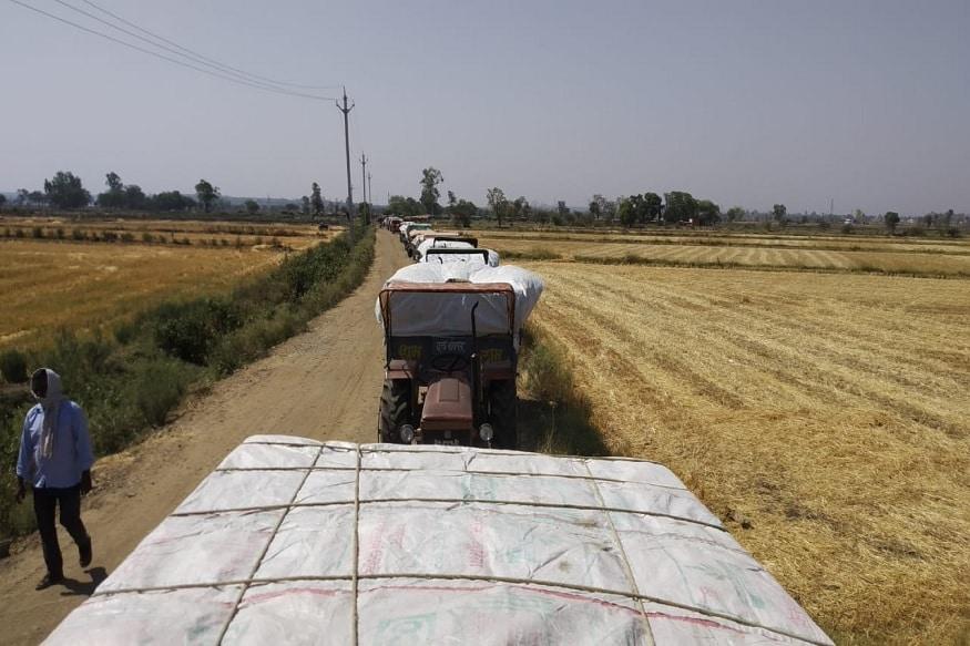 مدھیہ پردیش میں 24 اسمبلی سیٹوں ضمنی انتخاب سے قبل شیو راج حکومت نے کسانوں کو تحفہ دیا ہے۔