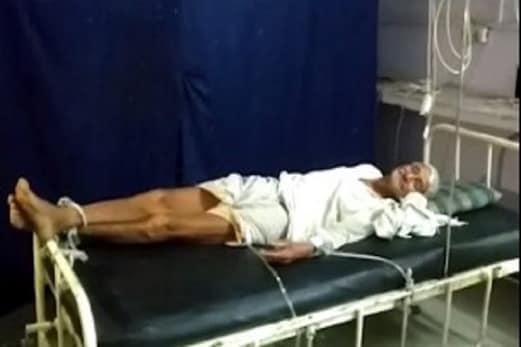 مدھیہ پردیش: اسپتال میں مریض کو رسی سے باندھنے کا معاملہ، شیو راج سنگھ چوہان نے دیا کارروائی کا حکم
