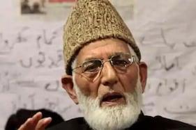 کشمیر کے علیٰحدگی پسند لیڈر سید علی شاہ گیلانی نے حریت کانفرنس سے دیا استعفیٰ