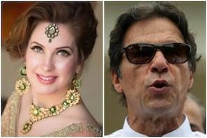 پاکستانی ٹی وی چینل کادعویٰ: سنتھیا ڈی ریچی کےساتھ جسمانی تعقات بناناچاہتےتھے عمران خان