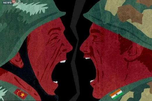 چین کی ہندوستان کو کھلی دھمکی- امریکہ کے ساتھ جاری تنازعہ سے دور رہو، نہیں تو برباد ہوجاو گے