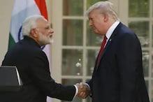 وزیر اعظم مودی اور ڈونالڈ ٹرمپ کی بات چیت میں اٹھا ہندوستان ۔ چین سرحدی تنازع کا معاملہ