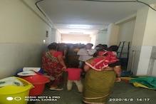 کرناٹک کے رائچور میں کورونا وائرس کی وجہ سے 28 سالہ حاملہ خاتون کی موت