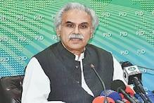 وزیر خارجہ کے بعد اب پاکستان کے وزیر صحت بھی پائے گئے کورونا پازیٹیو