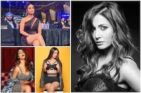 اداکارہ حنا خان نے کروایا انتہائی بولڈ فوٹو شوٹ ، تصویر دیکھ کر فینس  نے کہہ ڈالی یہ بات