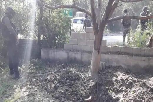جموں وکشمیر: پلوامہ میں آئی ای ڈی دھماکہ، ایک سی آر پی ایف اہلکار زخمی