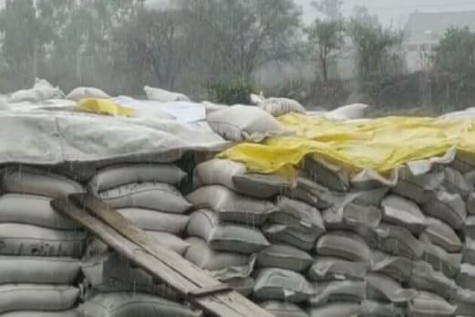 مدھیہ پردیش کی شیو راج حکومت میں کسانوں کے ساتھ دھوکہ، نقلی کھاد کی گئی فروخت