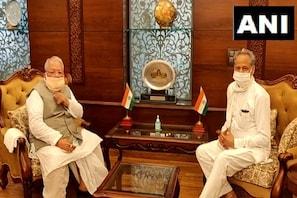 راجستھان بحران: گورنر کے سوالوں پر گہلوت کابینہ کی دیر رات تک چلی میٹنگ میں قرارداد تیار