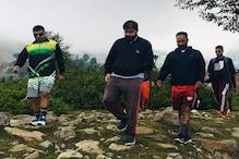 کوروناوائرس کے دوران وادی کشمیر کے نوجوانوں میں اب پہاڑوں پر ٹریکنگ کرنے کا بڑھنےلگا رجحان، لوگوں نے اٹھایا یہ قدم