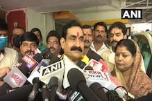 Vikas Dubey Encounter: مدھیہ پردیش کے وزیر داخلہ نروتم مشرا نے کہا۔ پولیس نے اپنا کام کیا