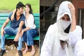 سشانت سنگھ راجپوت خودکشی معاملے میںFIR  درج ہونے کے بعد پہلی مرتبہ سامنے آئیں ریا چکرورتی