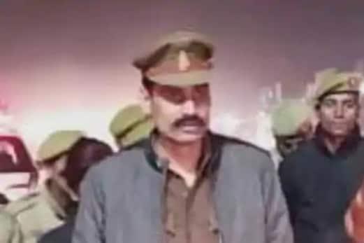 کانپور سانحہ : چوبے پور کے سابق ایس او ونے تیواری اور بیٹ انچارج کے کے شرما گرفتار ، بھیجے گئے جیل