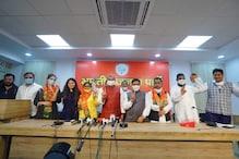 شاہین باغ کے احتجاجیوں کے بی جے پی میں شامل ہونے پر تنازعہ، عام آدمی پارٹی کا بڑا الزام
