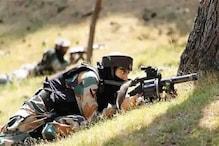 کشمیر کے پلوامہ میں سیکورٹی فورسیز اور دہشت گردوں کے درمیان انکاونٹر