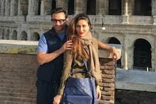 سیف علی خان اور کرینہ کپور نے شادی سے پہلے گھروالوں کو دی تھی یہ وارننگ !