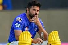 جموں وکشمیر کے کھلاڑیوں کا مستقبل سنوارنے کے لئے بے قرار ہوں: سریش رینا