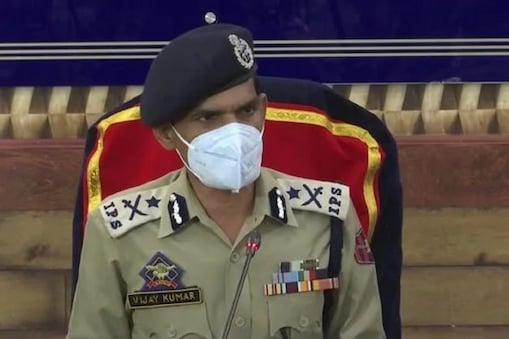 جموں وکشمیر: آئی جی پی کشمیر کا دعویٰ- نگروٹہ میں مارے گئے دہشت گرد انتخابات میں رخنہ ڈالنے کا ارادہ رکھتے تھے-