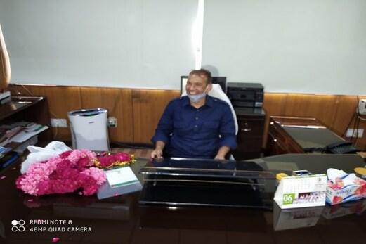 دہلی اقلیتی کمیشن کے نئے چیئرمین ذاکرخان نے چارج سنبھالا، اروند کیجریوال کا ادا کیا شکریہ
