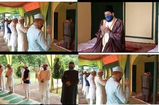 عید الاضحیٰ کے موقع پر مسلمانوں نے کیا صبر و تحمل کا مظاہرہ،کچھ اس طرح سے منائی عید