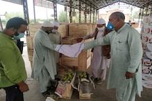 پلوامہ کی فروٹ منڈیوں میں دفعہ 370 کی منسوخی کے ڈیڑھ سال بعد میوے کا کاروبار پھر شروع