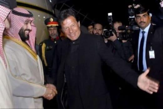 پاکستان کے وزیر اعظم عمران خان نے کہا۔ سعودی عرب سے ہمارے رشتے اب بھی اچھے ہیں