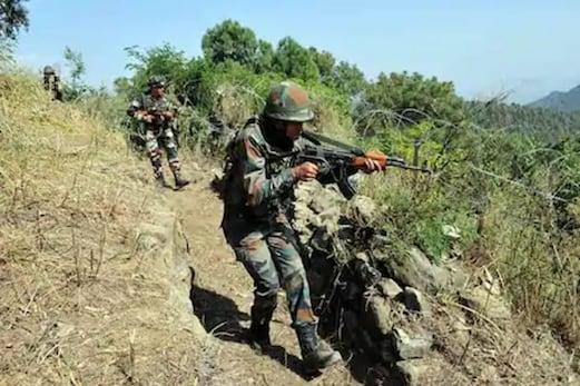 کٹھوعہ میں بین الا قوامی سرحد پر فائرنگ، ہندوستان اور پاکستان کی فوج کے درمیان فائرنگ کا تبادلہ