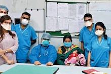 کولکاتہ میں 40 دن کے بچہ  نے دی کورونا وائرس کو شکست