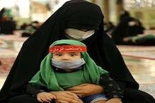 چھٹامحرم الحرام کربلا کے سب سے کمسن شہید علی اصغر علیہ السلام کی یاد میں آج منایا گیا