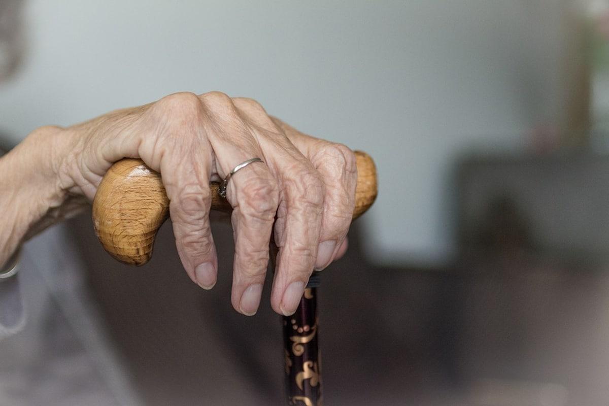 اورنگ آباد کے کچی گھاٹی علاقہ کے جنگل میں لوگوں کو ایک بوڑھی خاتون پڑی ملی ۔