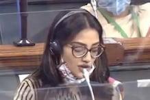 ٹی ایم سی رکن پارلیمنٹ نصرت جہاں نے پارلیمنٹ میں بیان کی فلم انڈسٹری کی خراب حالت