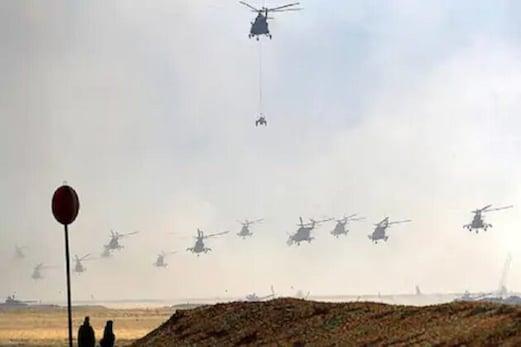 اروناچل پردیش سے متصل چینی علاقوں میں نظر آئی پی ایل اے کی سرگرمیاں، ہندوستانی فوج مستعد